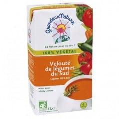 Velouté de légumes du Sud 100% végétal