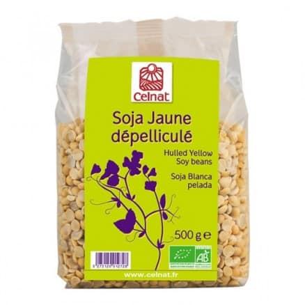 Celnat Soja Dépelliculé 500 g
