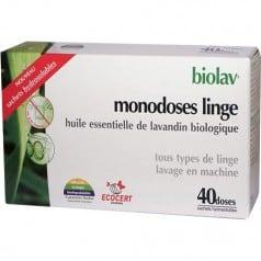 Lessive monodose pour le linge
