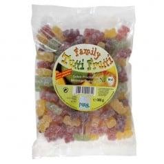 Bonbons Tutti frutti sans gélatine