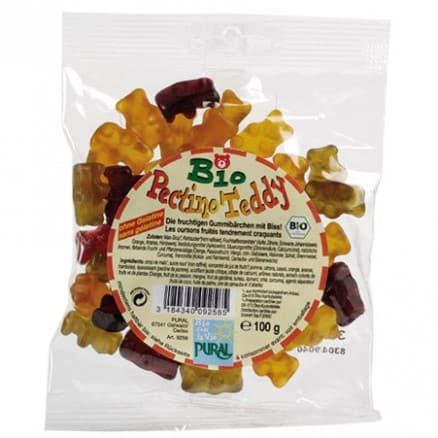 Pural Bonbons Pectino Teddy 100 g