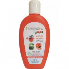 Shampooing Douche Junior Papaye Mangue