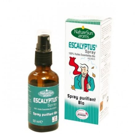 NatureSun Aroms Spray purifiant Escalyptus 50 ml