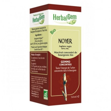 Herbalgem Bourgeon de noyer 50 ml