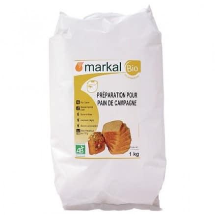 Markal Préparation pour Pain de Campagne 1 kg