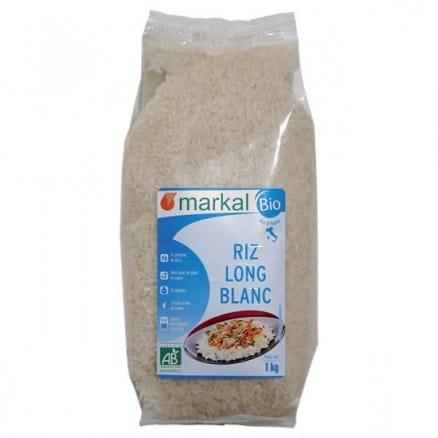 Riz long blanc d'Italie