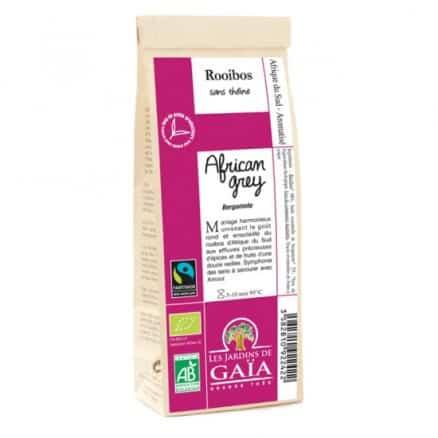 Thé rouge bergamote Rooibos African Grey