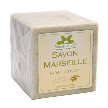 savon de marseille vert 300 g douce nature. Black Bedroom Furniture Sets. Home Design Ideas