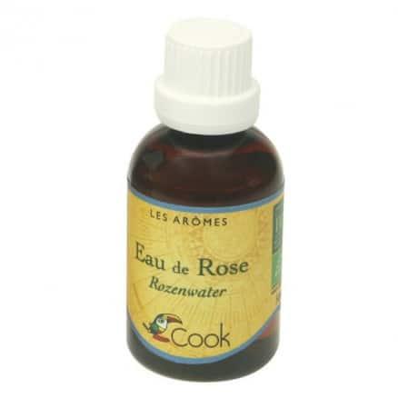 Arôme Extrait Naturel Eau de Rose