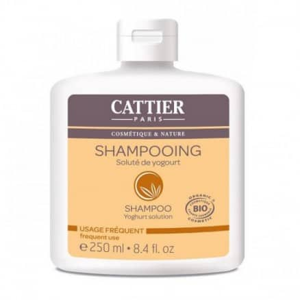 Shampooing usage fréquent soluté Yogourt