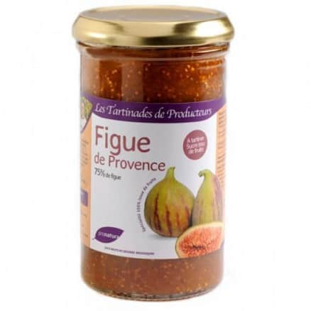 Tartinade de figues