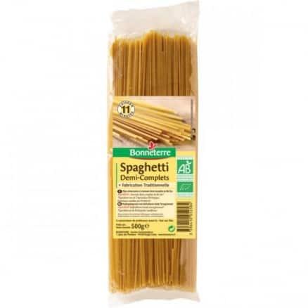 Spaghetti Demi-Complets