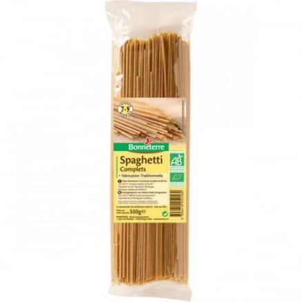 Bonneterre Spaghetti Complets 500 g