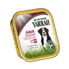 Barquette de boeuf et spiruline pour chien
