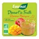 Dessert de fruits Pomme Mangue