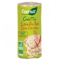 Galette Epeautre Riz Son d'Avoine