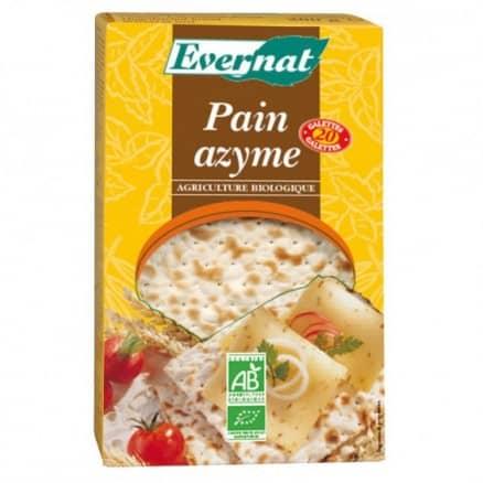 Evernat Pain Azyme 200 g