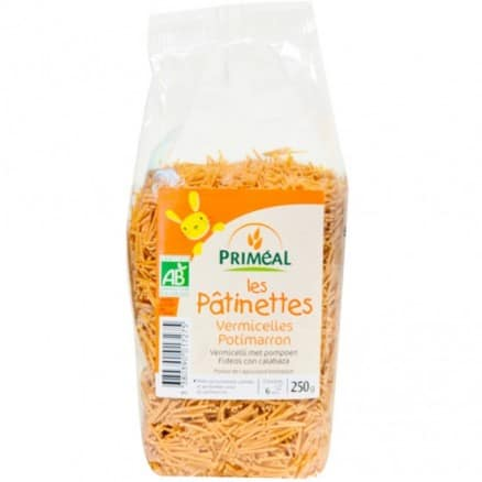 Vermicelles Potimarron Les Pâtinettes