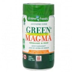 Jus d'herbe d'orge Green magma