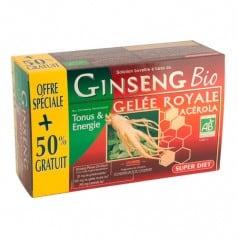 Ginseng, Gelée Royale & Acérola