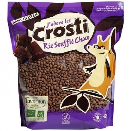 Joseph Favrichon Crosti Riz Soufflé Choco 425 g