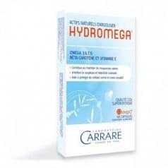 Hydromega Oméga 3-6-7-9 Béta-Carotène & Vitamine E