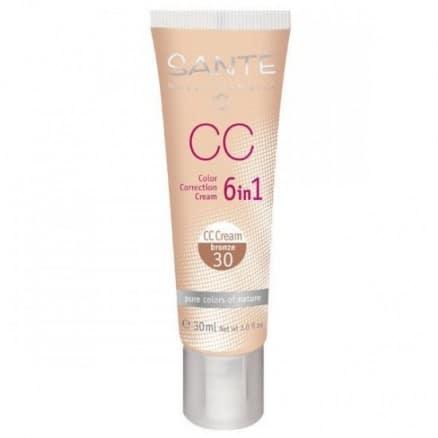 CC crème 6 en 1 Bronze 30