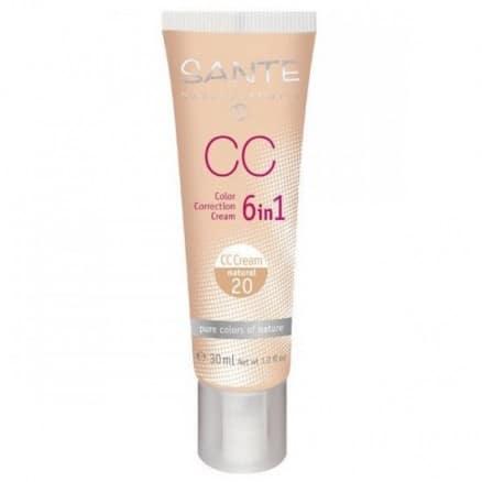 CC crème 6 en 1 n° 20 Natural