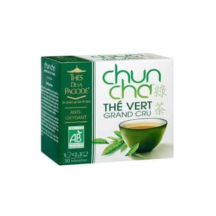 Thé Vert Chun Cha