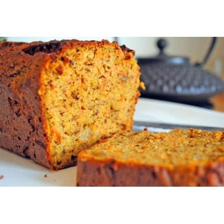 Carotte & gingembre dans 1 cake