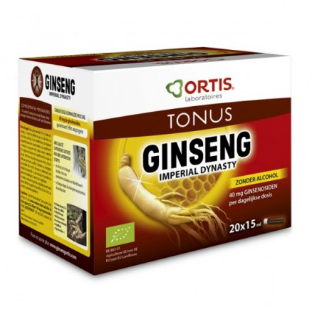 Ginseng Imperial Dynasty Tonus