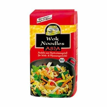 Wok Noodles Nouilles Asiatique