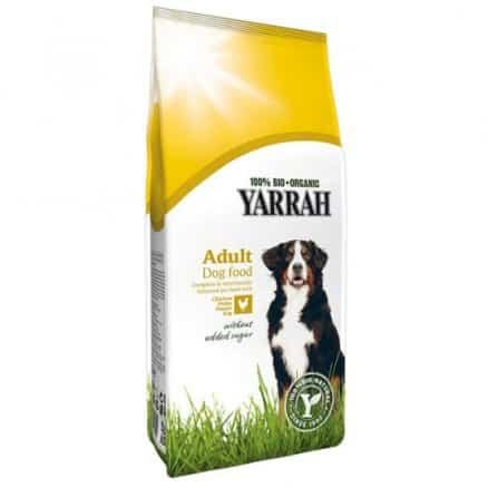 Yarrah Croquettes au poulet pour chien 5 kg