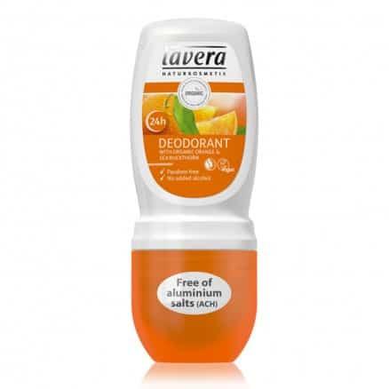 Déodorant Roll-on Orange & Argousier
