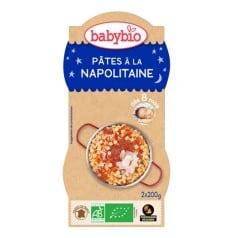 Bol Bonne Nuit Pâtes à la Napolitaine Babybio
