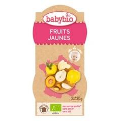 Bol Fruits Fruits Jaunes babybio