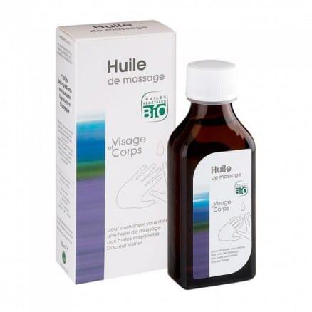soin corps et visage huiles de massage huiles essentielles.