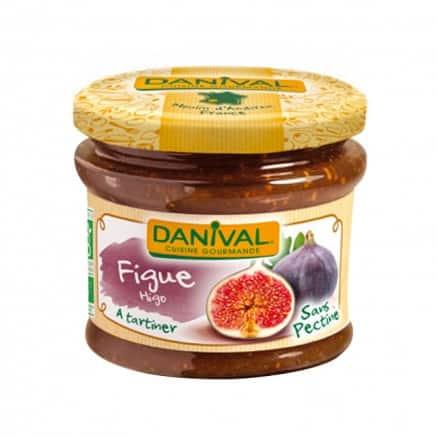 Danival Préparation à la figue sans sucre