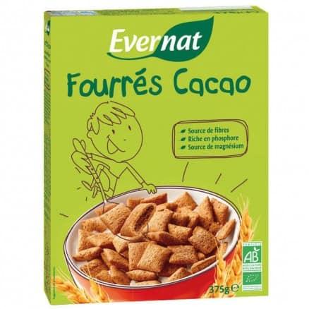 Céréales Fourrés Cacao