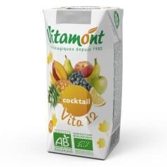 Vitamont Vita 12 fruits bio
