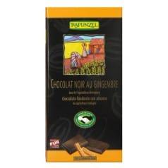 Chocolat Noir Gingembre Bio Equitable