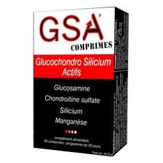 GSA 30 comprimés