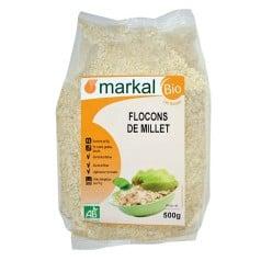 Flocons de millet 500 g