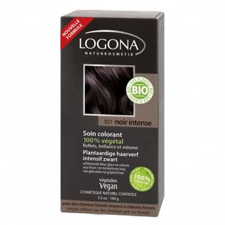 logona Soin colorant noir intense