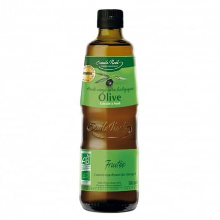 Huile d'olive extra fruitée 500 ml