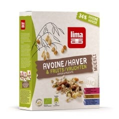 Muesli Avoine et Fruits