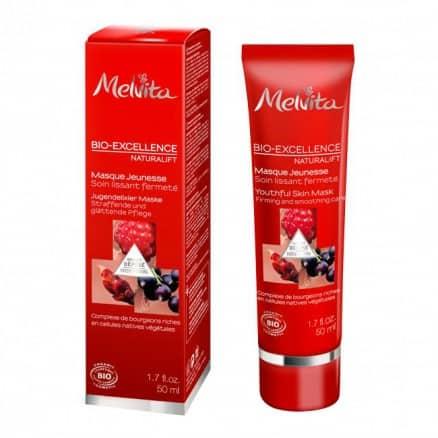 Masque jeunesse Bio-Excellence Naturalift de Melvita