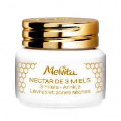 Baume lèvres Nectar de 3 Miels