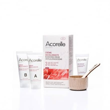 Acorelle Crème Décolorante Visage & Corps 2x30 ml