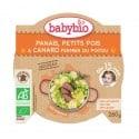 Assiette Panais, Petits Pois & Canard fermier du Poitou